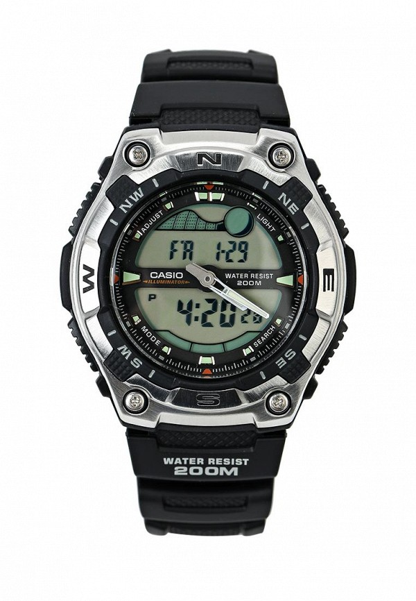 Мужские часы Casio AQW-100-1A
