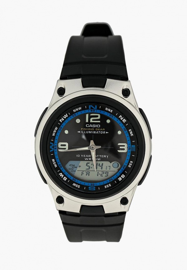 Часы Casio Casio CA077DMHSV29 casio prw 3500y 1e
