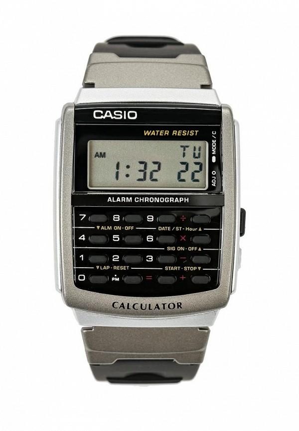 Часы Casio Casio CA077DMHSV34 часы casio casio ca077dusmt03