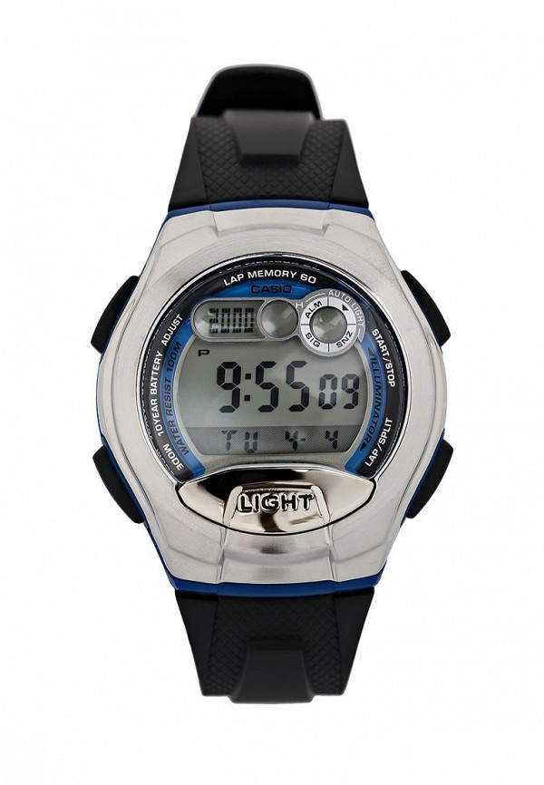 Мужские часы Casio W-752-2B