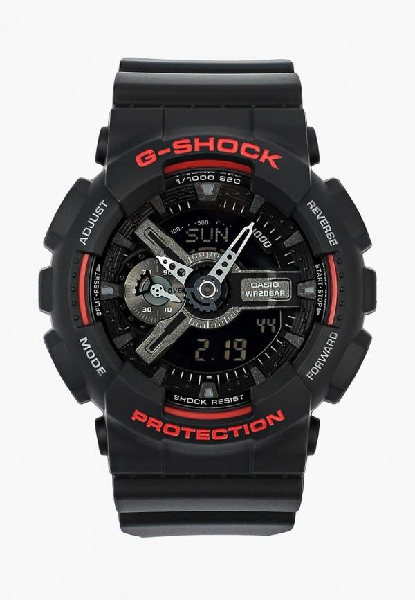 Купить Часы Casio, CA077DMRBG46, черный, Весна-лето 2018