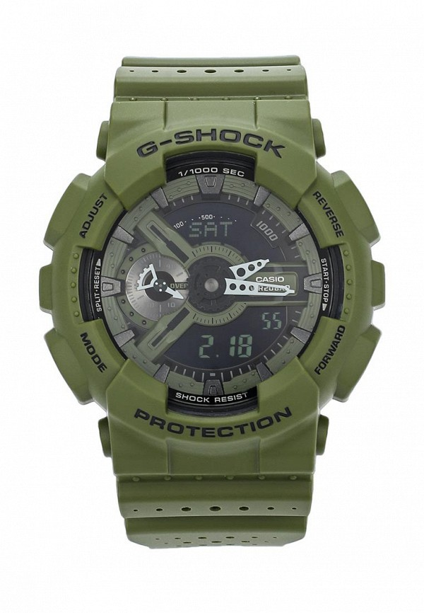 Часы Casio Casio CA077DMRBG48 atlantic часы atlantic 87461 46 45 коллекция seasport