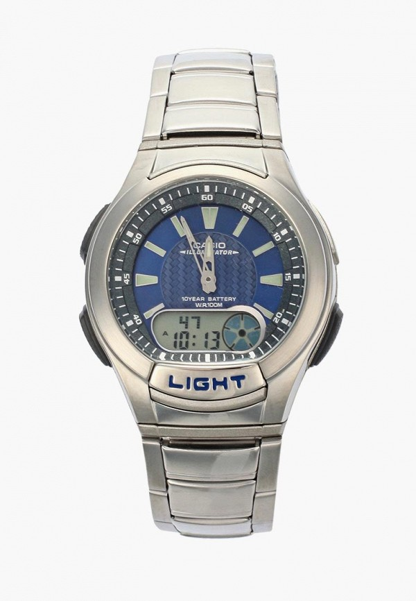 Часы Casio Casio CA077DMSMS78 casio prw 6000y 1e