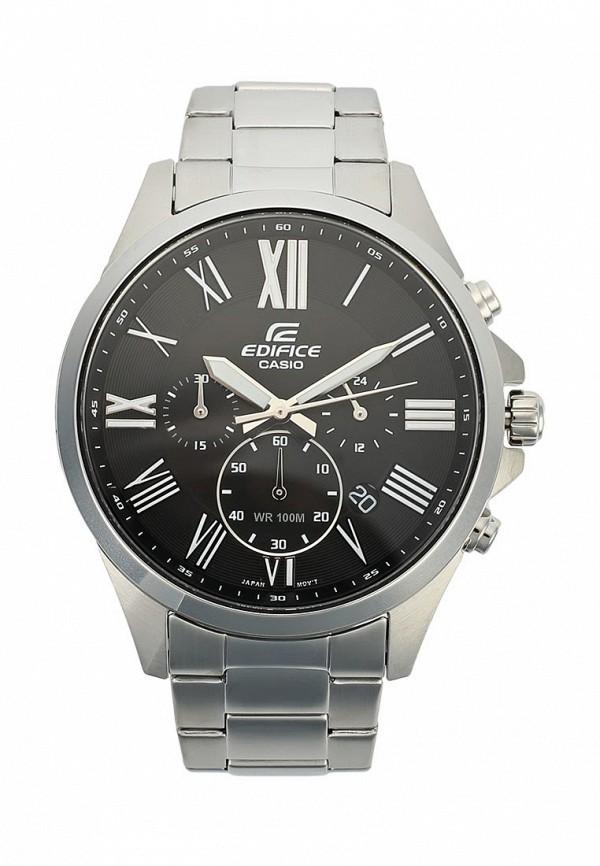 Купить Часы Casio, Casio EDIFICE EFV-500D-1A, CA077DMTSR55, серебряный, Весна-лето 2018