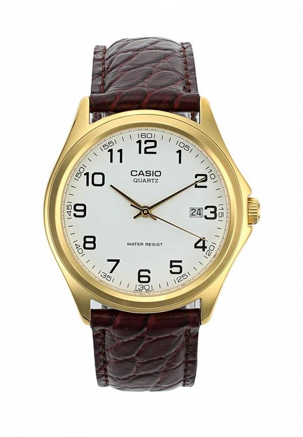 Купить Часы Casio, Casio Collection MTP-1188PQ-7B, CA077DMTSR65, коричневый, Весна-лето 2018