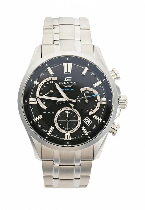 Купить Часы Casio, CASIO EDIFICE EFB-550D-1A, CA077DMXEM37, серебряный, Весна-лето 2018