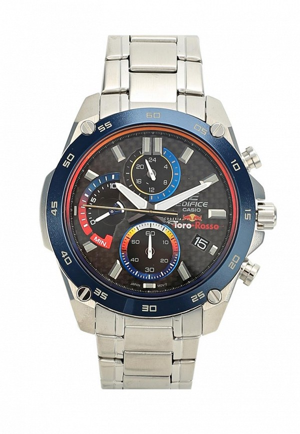 Купить Часы Casio, Casio EDIFICE EFR-557TR-1A, CA077DMYEA35, серебряный, Весна-лето 2018