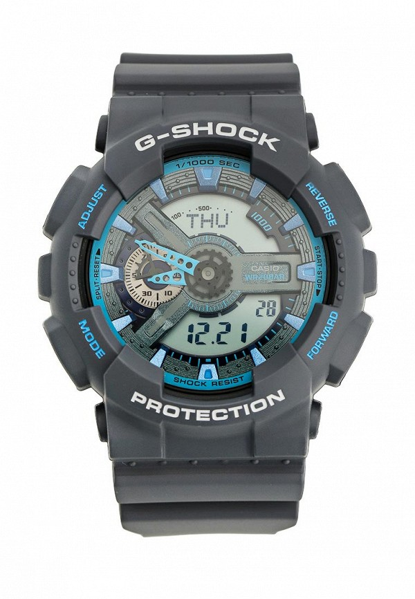 Часы Casio Casio CA077DUACFL0 casio prw 3500y 1e
