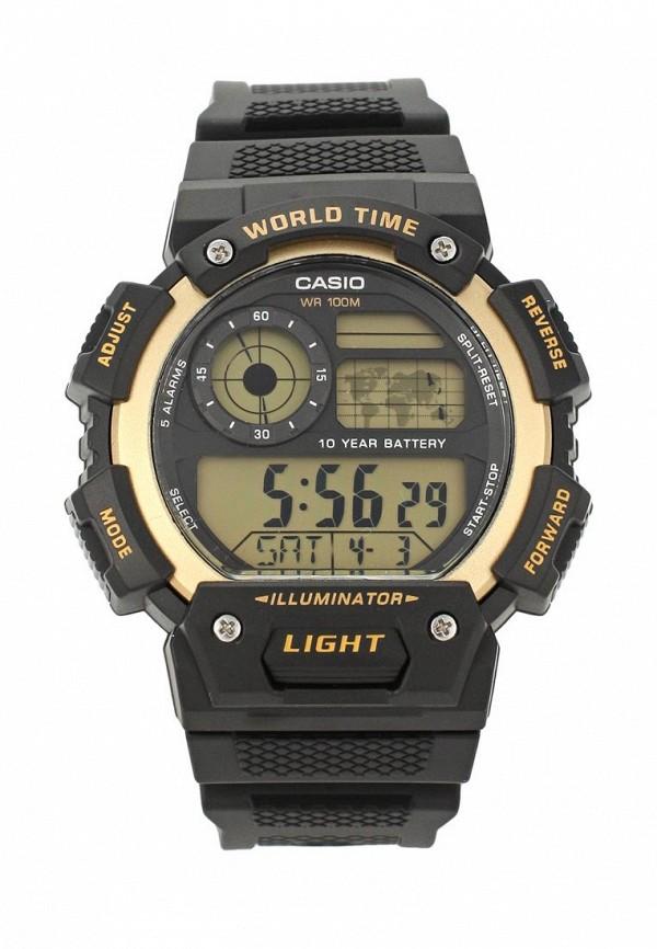 Часы Casio Casio CA077DUAVCM9 casio prw 6000y 1e