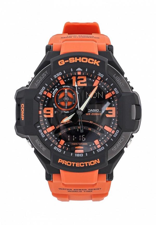 Мужские часы Casio GA-1000-4A