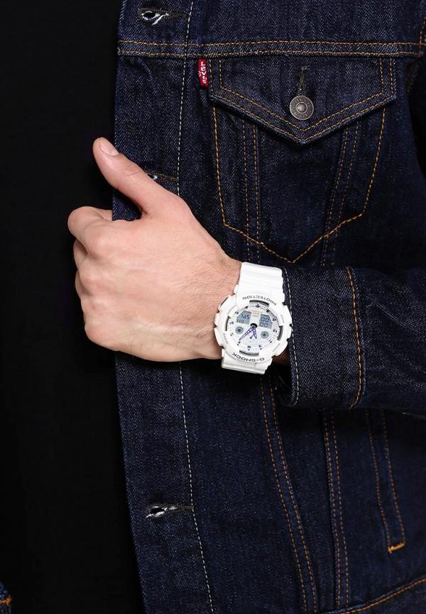Мужские часы Casio GA-100A-7A