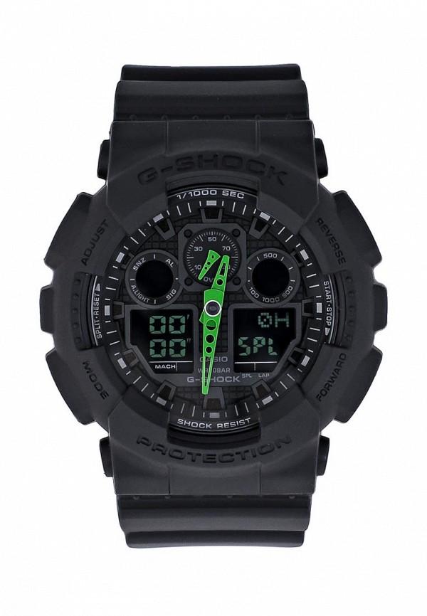 Мужские часы Casio GA-100C-1A3