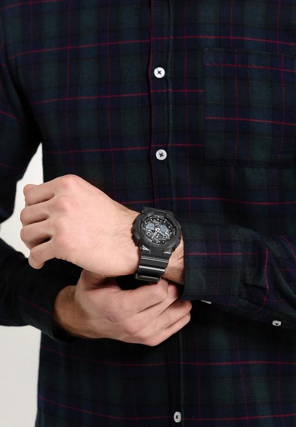 Мужские часы Casio GA-100CF-8A