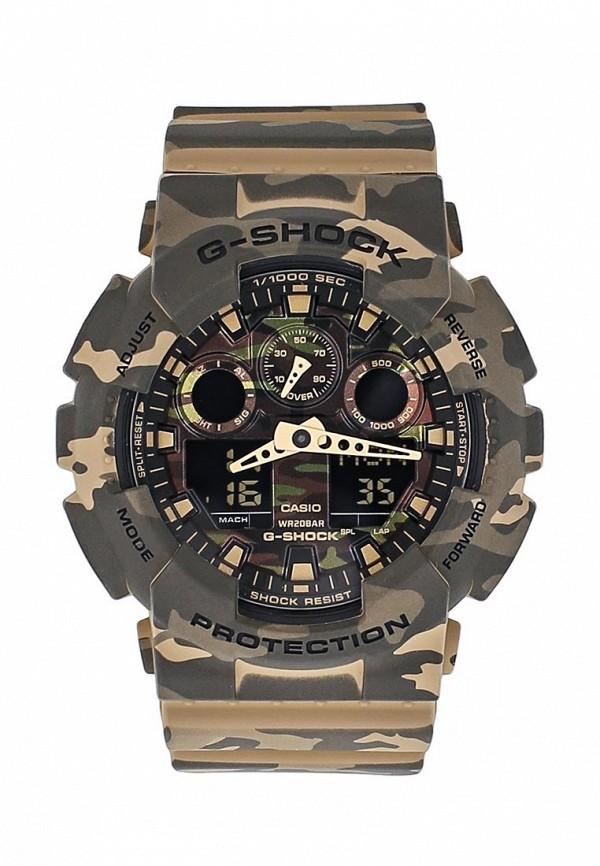 Часы Casio Casio CA077DUGXW50 casio prw 3500 1e
