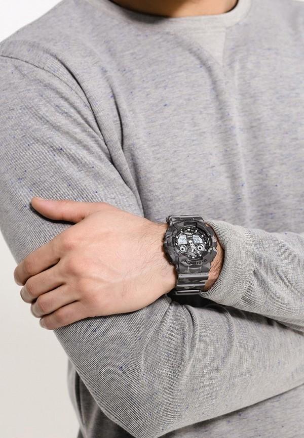 Мужские часы Casio GA-100CM-8A
