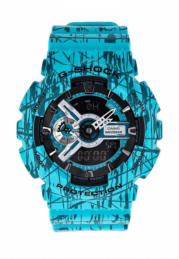 Часы Casio GA-110SL-3A