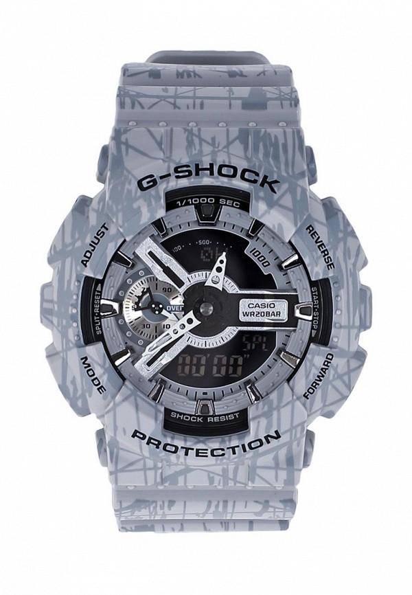 Мужские часы Casio GA-110SL-8A