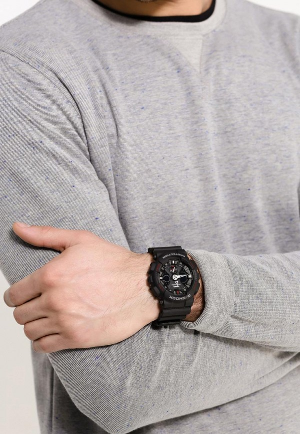 Мужские часы Casio GA-120-1A