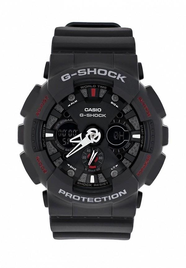 Часы Casio G-SHOCK GA-120-1A