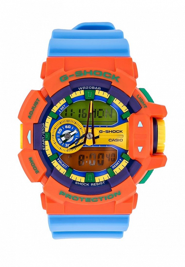 Часы Casio G-SHOCK GA-400-4A