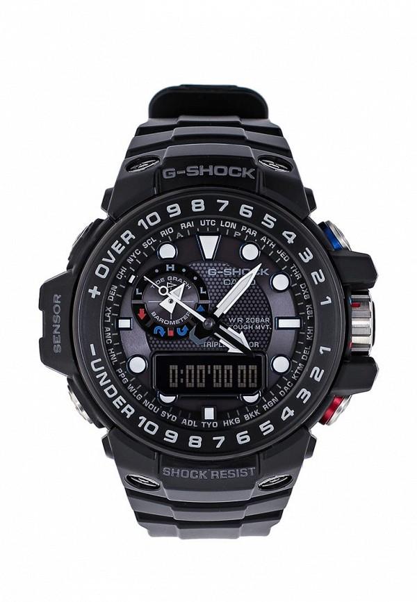 Мужские часы Casio GWN-1000B-1A