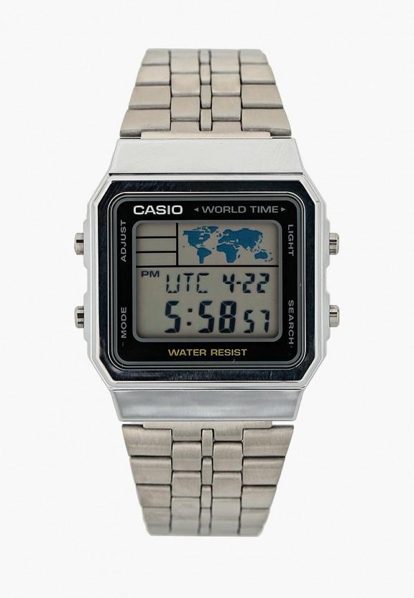 Часы Casio Casio CA077DUHSV11 casio prw 3500y 1e