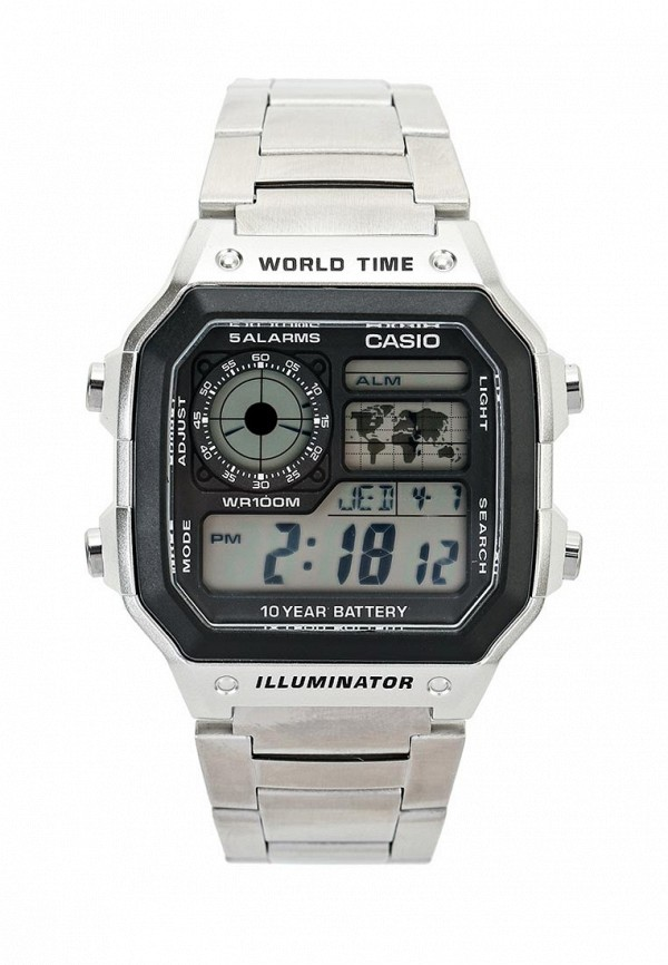 Часы Casio Casio Collection AE-1200WHD-1A