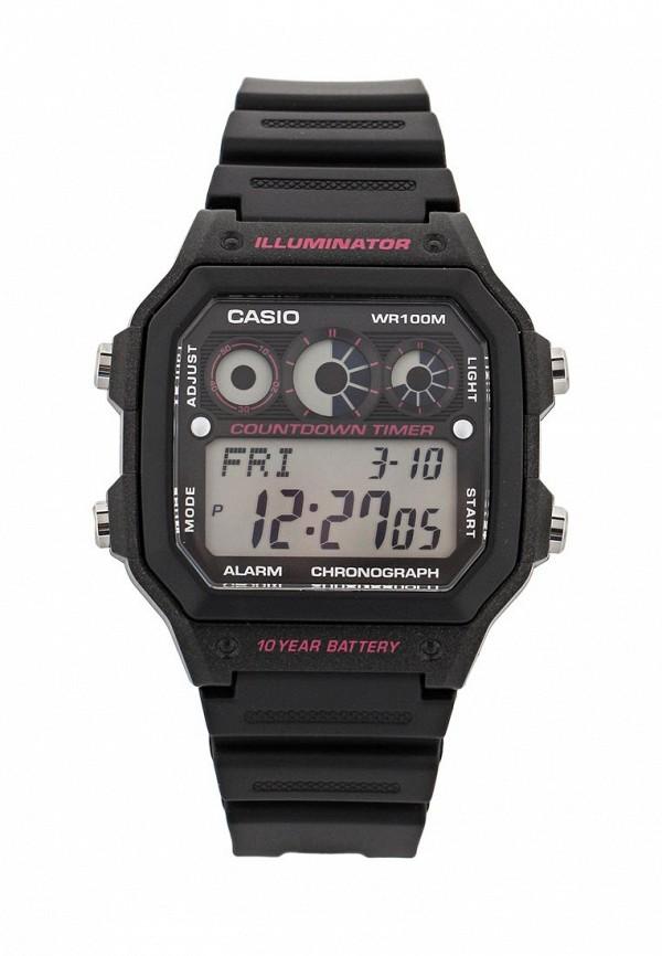 Мужские часы Casio AE-1300WH-1A2