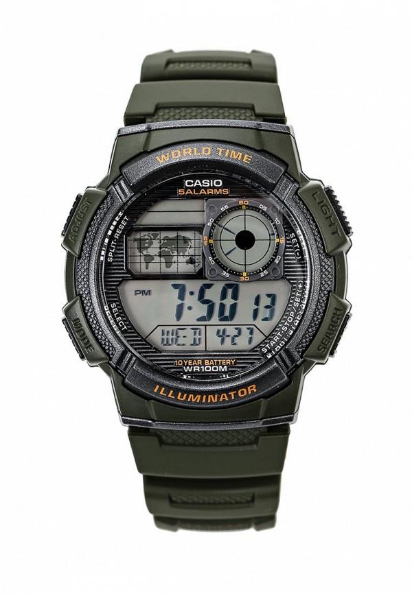 Часы Casio Casio CA077DUIYY21 часы casio casio ca077duinx95