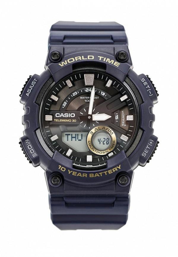 Часы Casio Casio CA077DUIYY25 часы casio casio ca077duhsu89