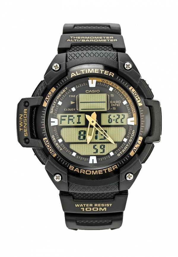 Часы Casio Casio CA077DUJTN46 часы casio casio ca077dmyug49