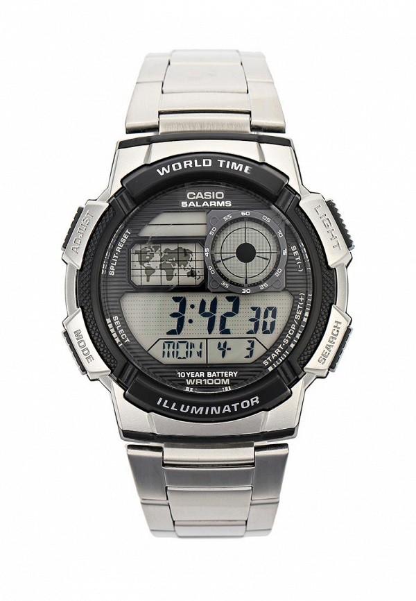 Часы Casio Casio CA077DUSMS70 часы casio casio ca077dusmt03