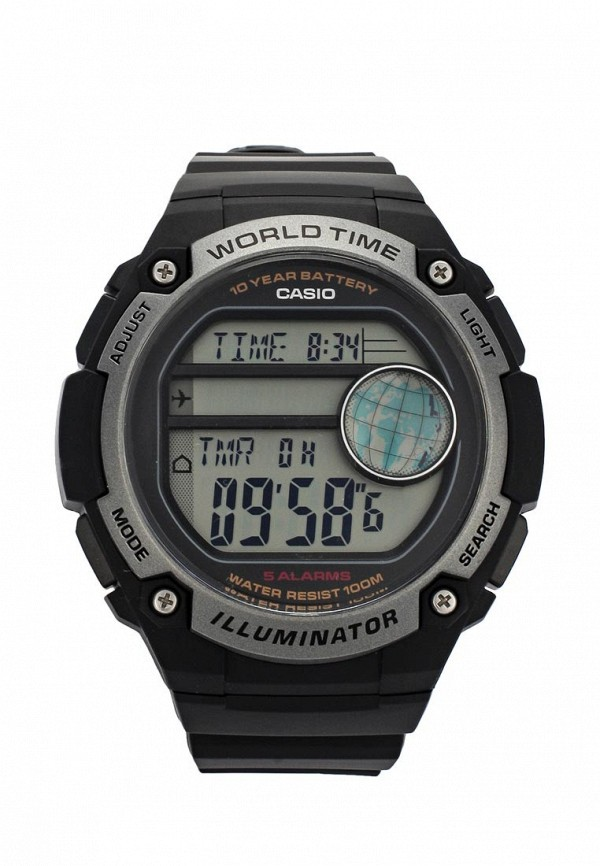 Часы Casio Casio CA077DUSMS72 casio a159w n1