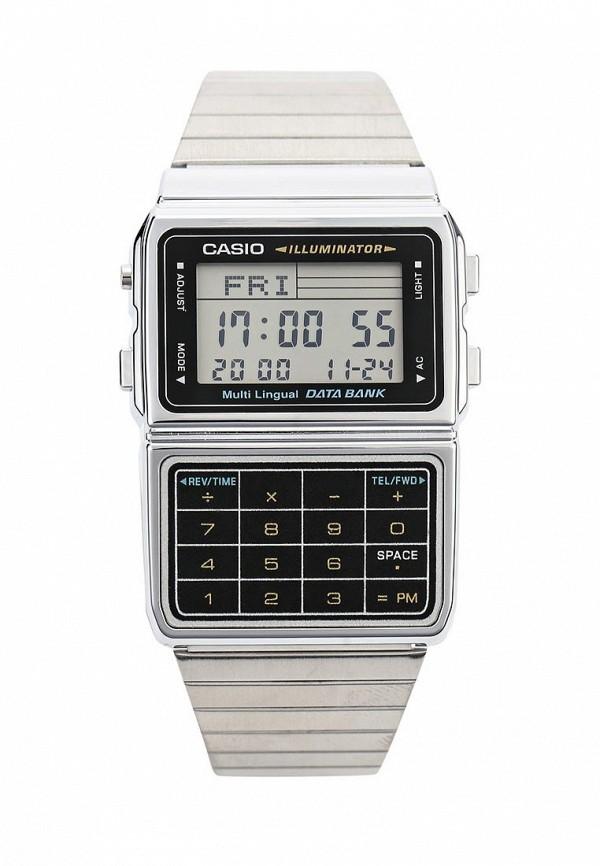 Часы Casio Casio CA077DUSMS80 часы casio casio ca077dusmt03