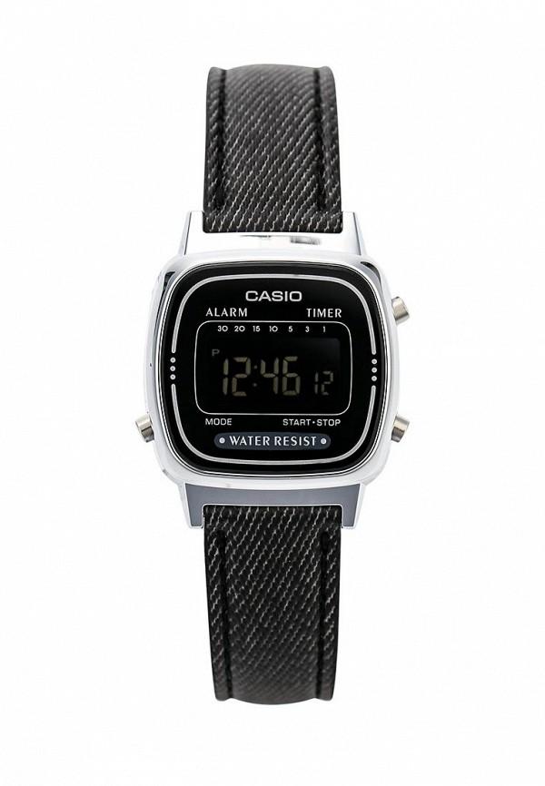 Часы Casio Casio CA077DUSMS84 часы casio casio ca077duinx95