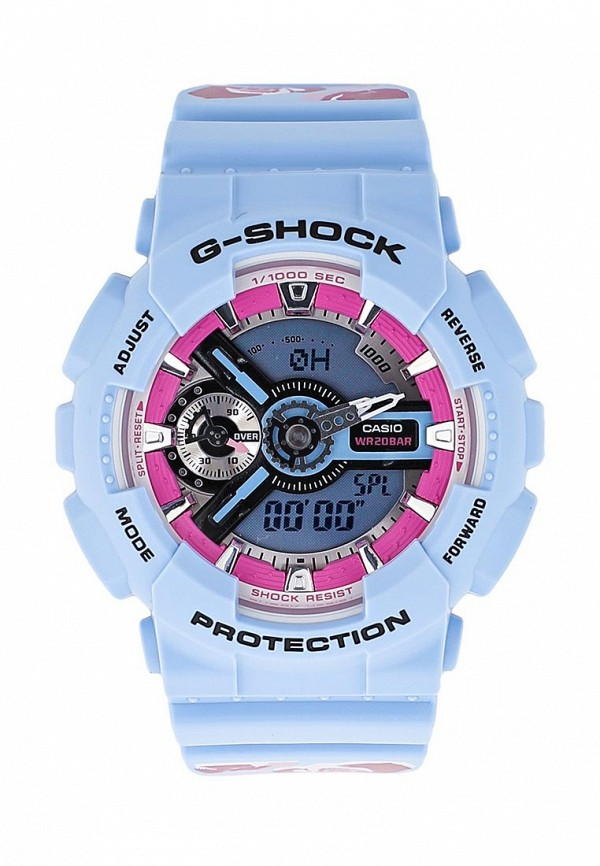 Часы Casio G-SHOCK GMA-S110F-2A