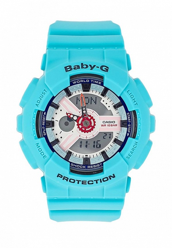 Часы Casio Baby-G BA-110SN-3A