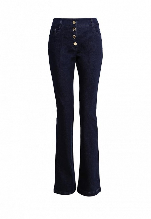 Широкие и расклешенные джинсы Cavalli Class A1IOA121AIPC8