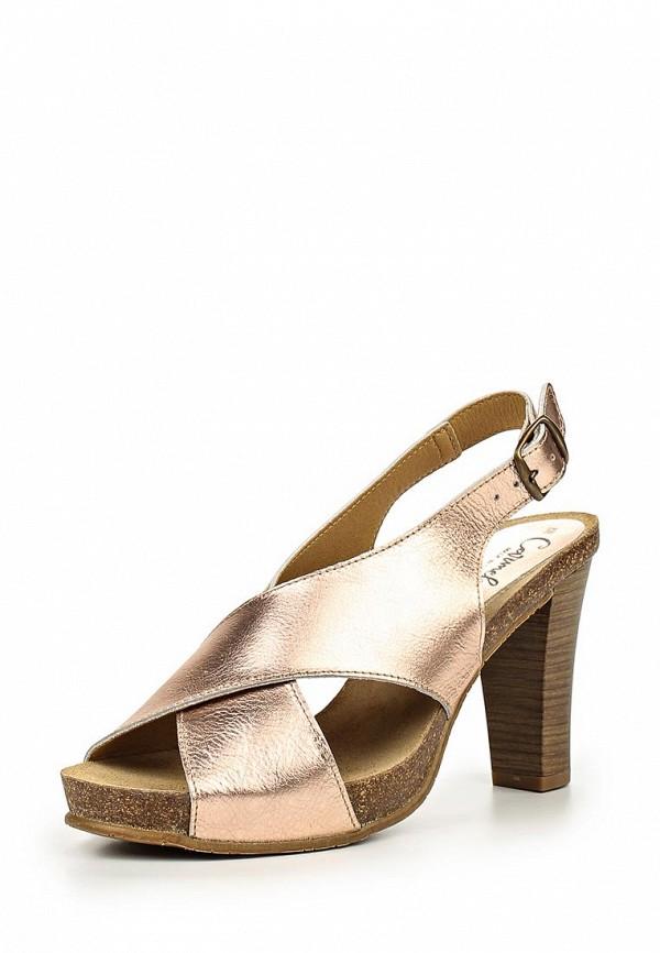 Босоножки на каблуке Carmela 65163