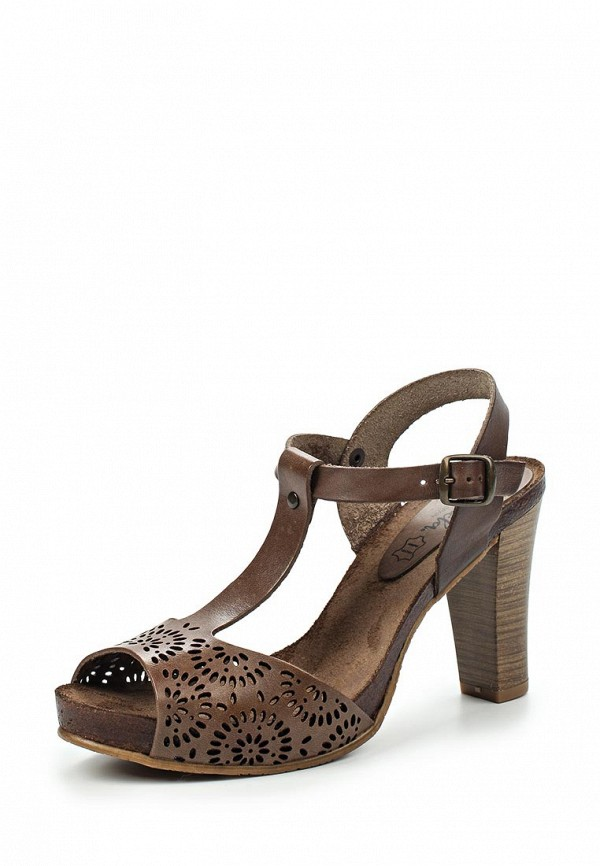 Босоножки на каблуке Carmela 65184