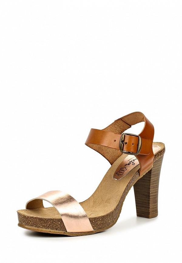 Босоножки на каблуке Carmela 65164