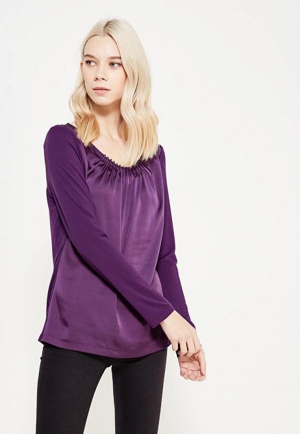 Блузка Фиолетового Цвета Купить