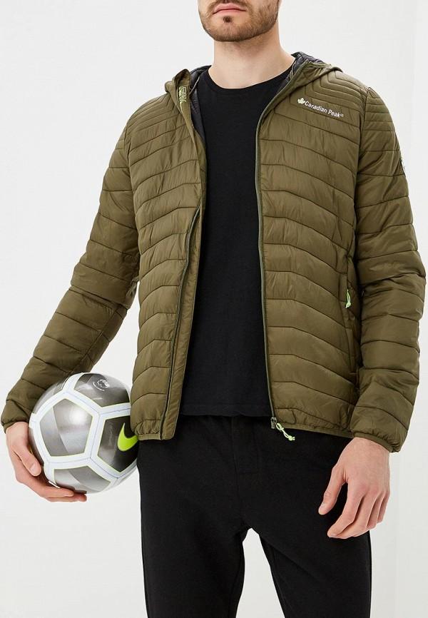 Фото Куртка утепленная Canadian Peak. Купить с доставкой