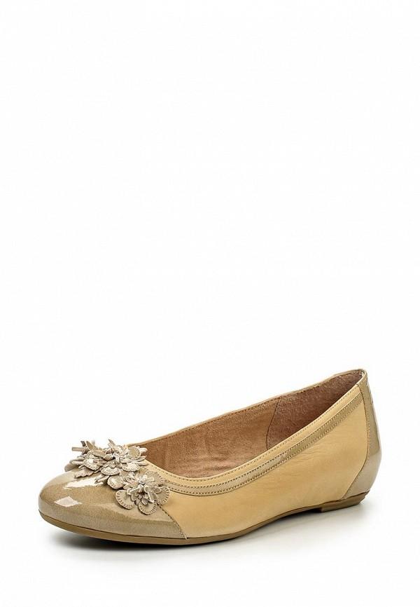Женские балетки Caprice 9-9-22117-26-333