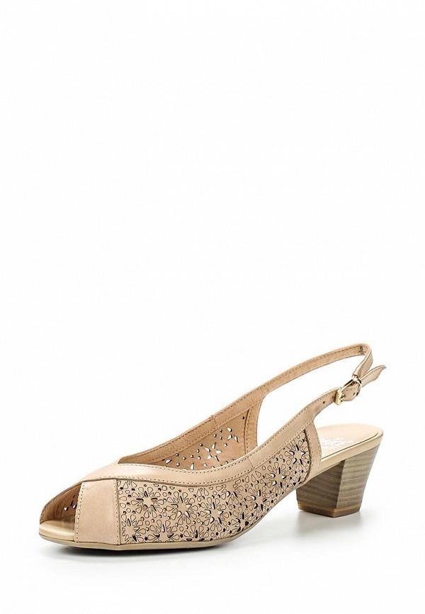 Босоножки на каблуке Caprice 9-9-28207-26-355