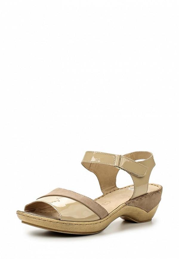 Босоножки на каблуке Caprice 9-9-28250-26-332