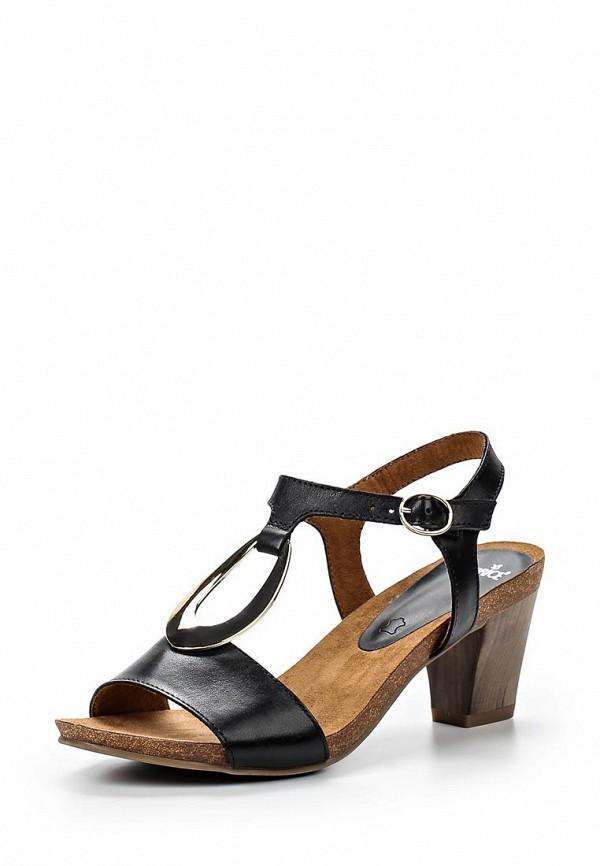 Босоножки на каблуке Caprice 9-9-28308-26-001
