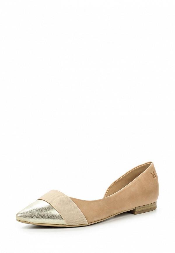 Туфли на плоской подошве Caprice 9-9-22110-28-415
