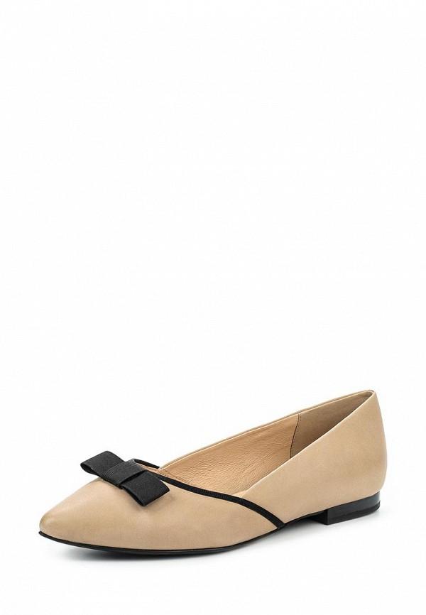 Туфли на плоской подошве Caprice 9-9-22111-28-415