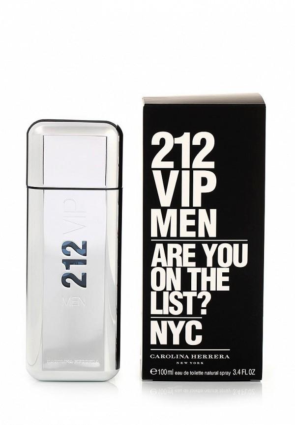 Здесь можно купить 212 Vip Men 100 мл  Туалетная вода Carolina Herrera Для мужчин